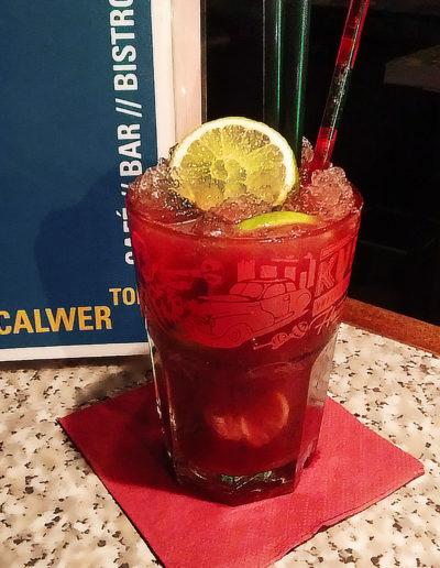 Strawberry Caipirinha