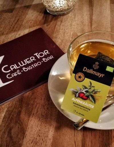 Café Bistro Bar Calwer Tor Weil der Stadt Böblingen Calw Drinks Tee Cocktails Bier vom Fass Gaststätte Einkehren Lecker Essen Trinken