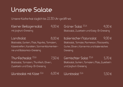 Salate I