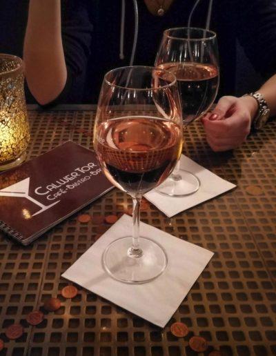 Weinschorle Rosé
