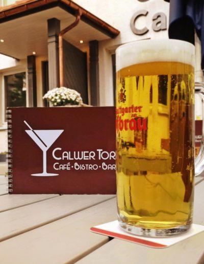 Stuttgarter Hofbräu Export frisch vom Fass